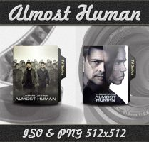 Almost Human by lewamora4ok