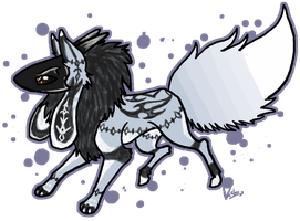 Killves Adopts CUSTOM Puppy 2 by Killveous