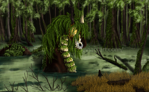 Meeting in the Swamp by Shade-of-the-Night
