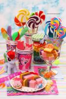 My Little Pony Birthday Party Ideas by theresahelmer