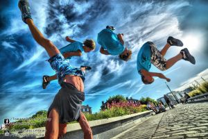 Tricking at Cutty Sark 2013.06.30 by atmp