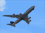 Lufthansa 747-8i Takeoff by TrellBrown23