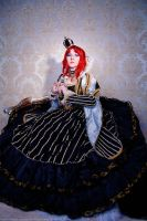 Trinity Blood Esther Blanchett by Dzeshime