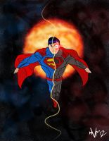 Superman / Red Son by BoxingMarco