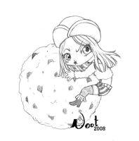 Chibi Bonney by noot