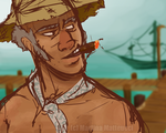 .: Port Man :. by PirateHearts