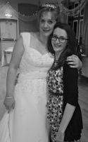 The Beautiful Bride and I. by AbbieTheNerd