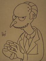 mr.burns_original_2011 by PatrickOlsen