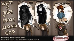 ..Secret fear - comic XD.. by x-holic
