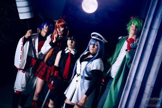Akame Ga Kill Group by Kuromatsu7