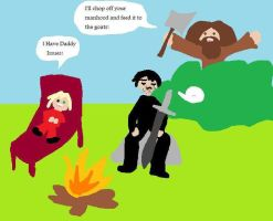 Chapter 43 - A Game of Thrones Drawing Project by apoiaf