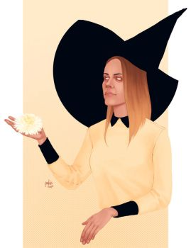 American Horror Story - Cordelia Foxx by Pulvis