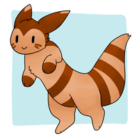 Furret by LexisSketches