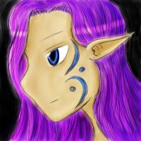 Another Elf. :3 by Roxas-Number-XIII