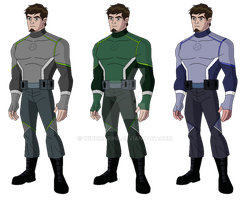 Ben 10.000 NG - Choose your favourite suit by WindMarine