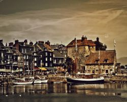 Honfleur by XanaduPhotography
