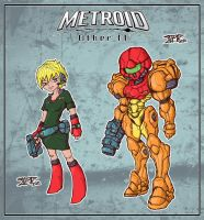 METROID OTHER M  - COLORS by Warhound-CMP