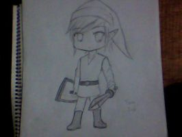 My version of Toon Link by UnitInfinity