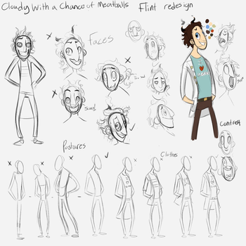 CWaCoMB Flint Redesign ~ Amy by AliceandAmy