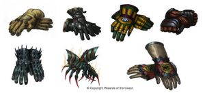 Gloves Design #2 by Concept-Art-House