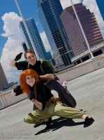 Kim Possible and Ron Stoppable 5 by PumkinSpice