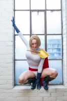 Power Girl Cosplay by Manda Cowled by MandaCowled