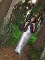 stock walking in the woods by Angiepureheart