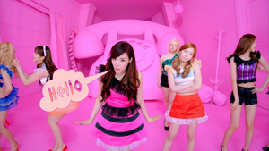 [SC] SNSD - Beep Beep short ver. by imawesomeee03