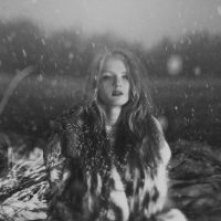 snow.. by CATHERINAS