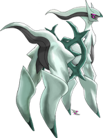 Arceus Unknown Type by Xous54