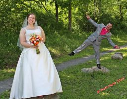 Crazy Groom by SJYagerPhotograpy