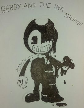 Bendy and the Ink Machine by KageJason