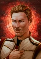 Commission - Perseus by shutterbones