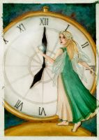 7 o'clock by Mariey