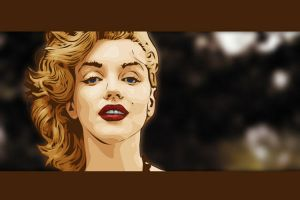 Marilyn by musicteen10