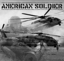 American Soldier by Chrippy