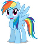 Rainbow Dash's Hot Minute by MrLolcats17