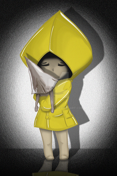 Six - Little Nightmares by simochanny