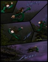 Kyoshi - The Undiscovered Avatar page 34 by Amirai