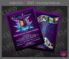 Hair Stylist Flyer by aCLASSdesignz