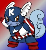 Captain Kanto by LargerYeti