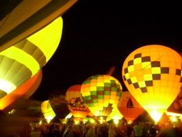 Great Forest Park Baloon Glow by black-spade-king