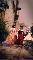 xxxHolic: Ladies by Amapolchen