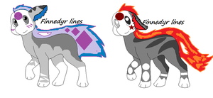 Finnedyr adopts CLOSED. DEAL WITH IT. by Puggy-B00ty