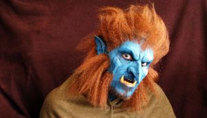 Troll make-up by Ungebilde