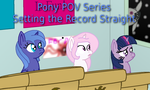 Commission Setting the Record Straight by Kendell2