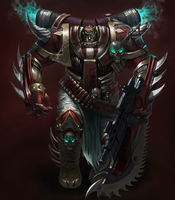 Gunblade Alternative Avatar Background Touch-up by Moonymage