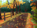 Its Fall by Lozey