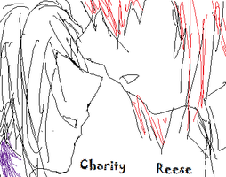 Reese x Charity by sad-little-riceball5