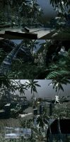 Jurassic Park - Cryengine 3 (with video link) by metonymic